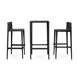 Set Spritz High table + Stools H97