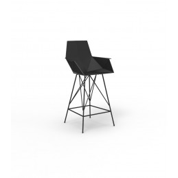 Faz Stool H 111 with armrests